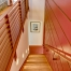 Stairs to Lower Level -- 118 Sweet Hill Rd