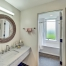 Guest Bathroom -- 118 Sweet Hill Rd